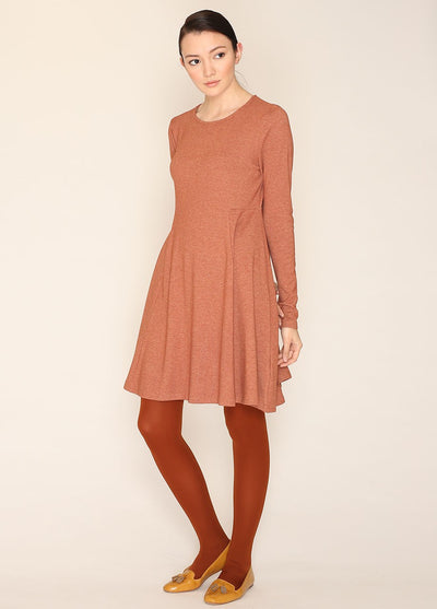 PEPALOVES / Dress Hari / Brown