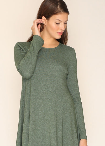 PEPALOVES / Dress Hari / Green