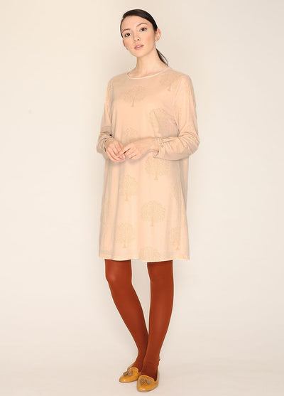 PEPALOVES / Dress Hepburn / Sand