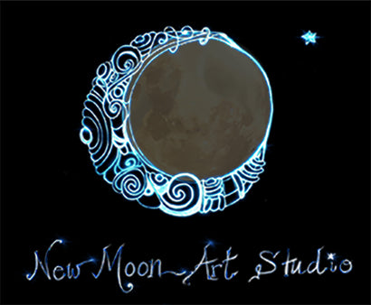 New Moon Art Studio