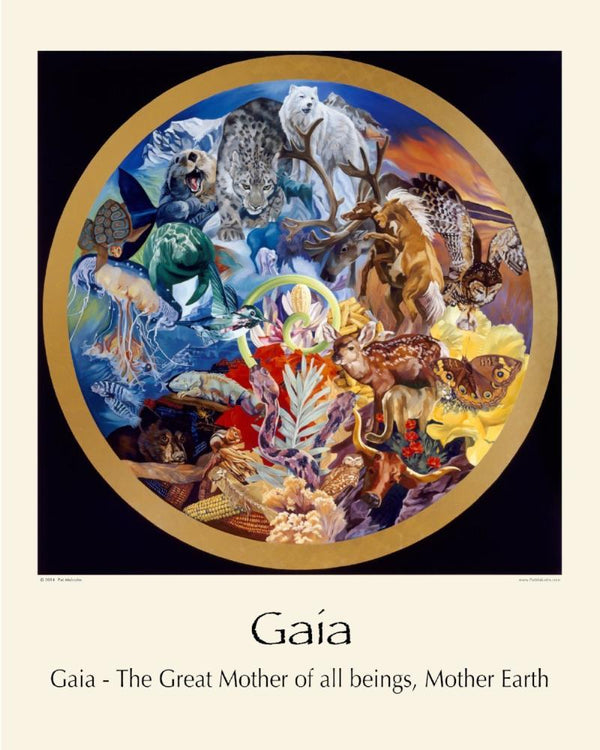 Gaia Posters