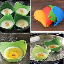 Silicone Egg Steamer - Egg Boiler, Microwave Tool - Eco Haven