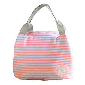 Insulated Lunch Box, Lunch Tote Bag - Eco Haven