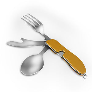 4 in 1 Folding Cutlery - Eco Haven