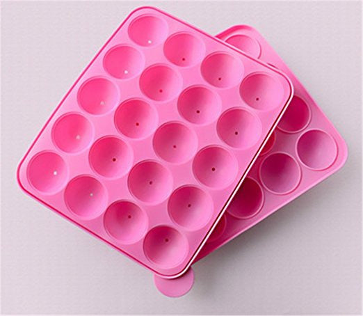 Silicone Lollipop Cupcake Mold - Eco Haven