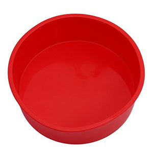 Round Silicone Cake Mold Baking Pan - Eco Haven