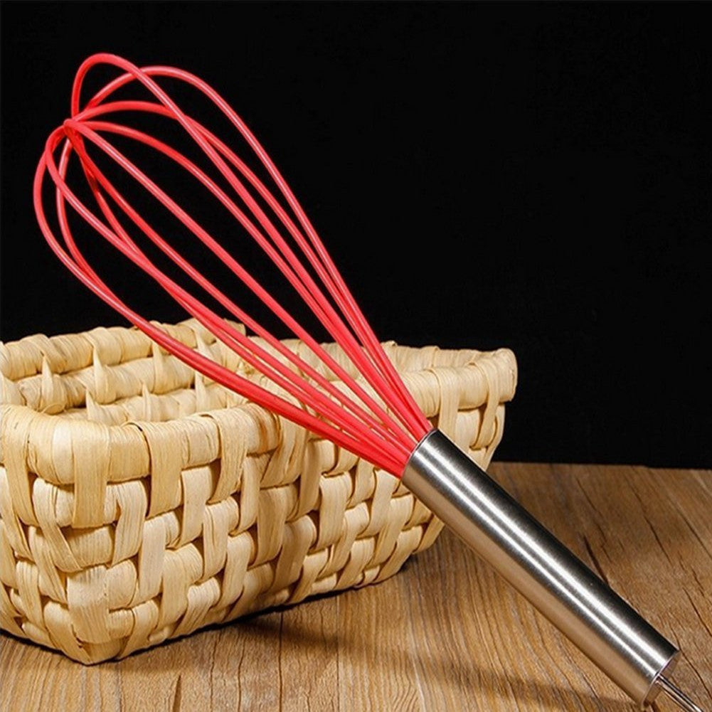 Silicone Whisk & Egg Frother - Eco Haven