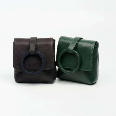 4478 - Leather - Hand-made with love by Arida Bags