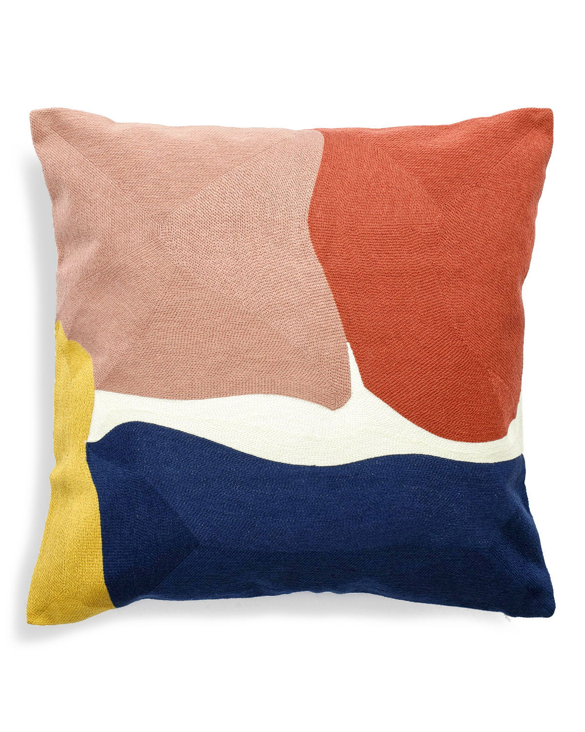Calico Pillow Cover
