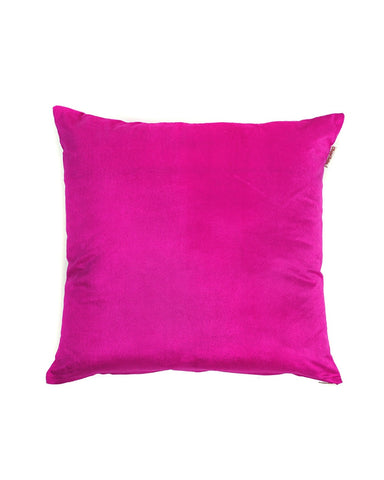 The Bestie Pink Pillow Cover - 20x20""