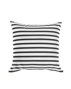 The Manhattan Striped Pillow Cover - 24x24""