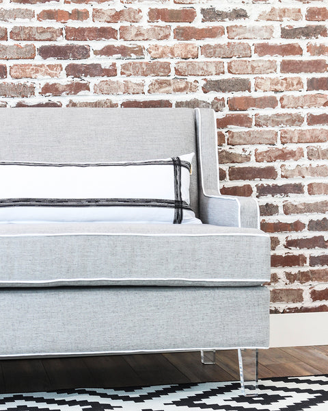 The High Line - Lumbar Pillow Cover