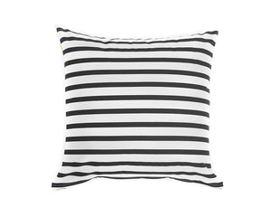 The Manhattan Striped Pillow Cover - 20x20""