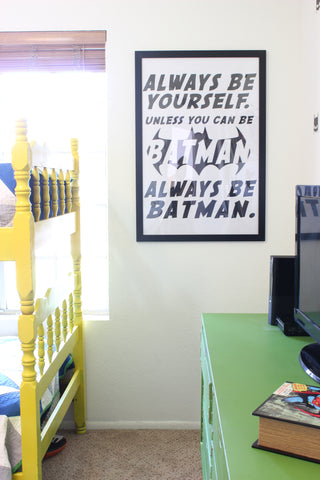 Always Be Batman Download