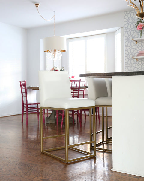 The Mesa Barstool with Back