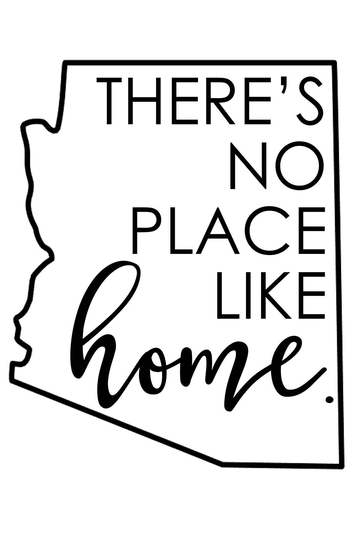 There's No Place Like Home - Arizona Download