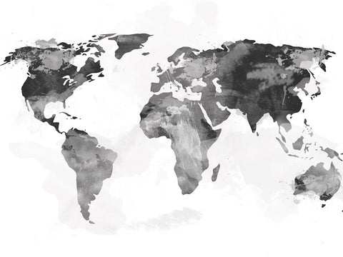 World Map Watercolor Download