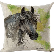 Cushion Covers Mixed horses