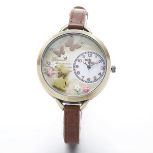 Miss Bunny -- Women's Butterfly Watch (main)