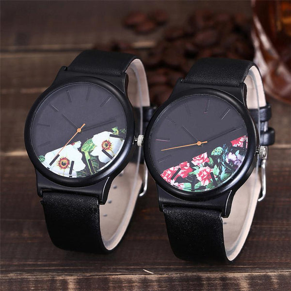 Black Butterfly Watches