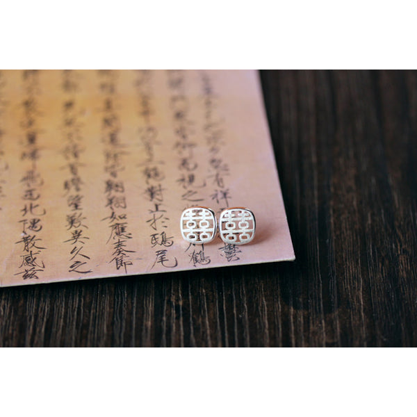 these earrings are best gifts for Chinese cultural lovers!