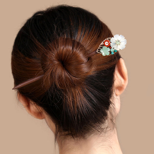 also known as kanzashi, this hair stick is good for making hair buns