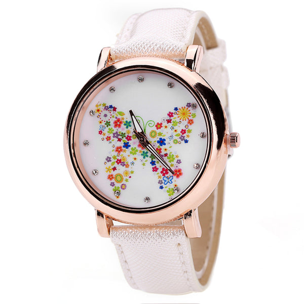 Color Carnival -- Butterfly watches Women watches (main)