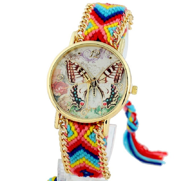 The Knit Watch