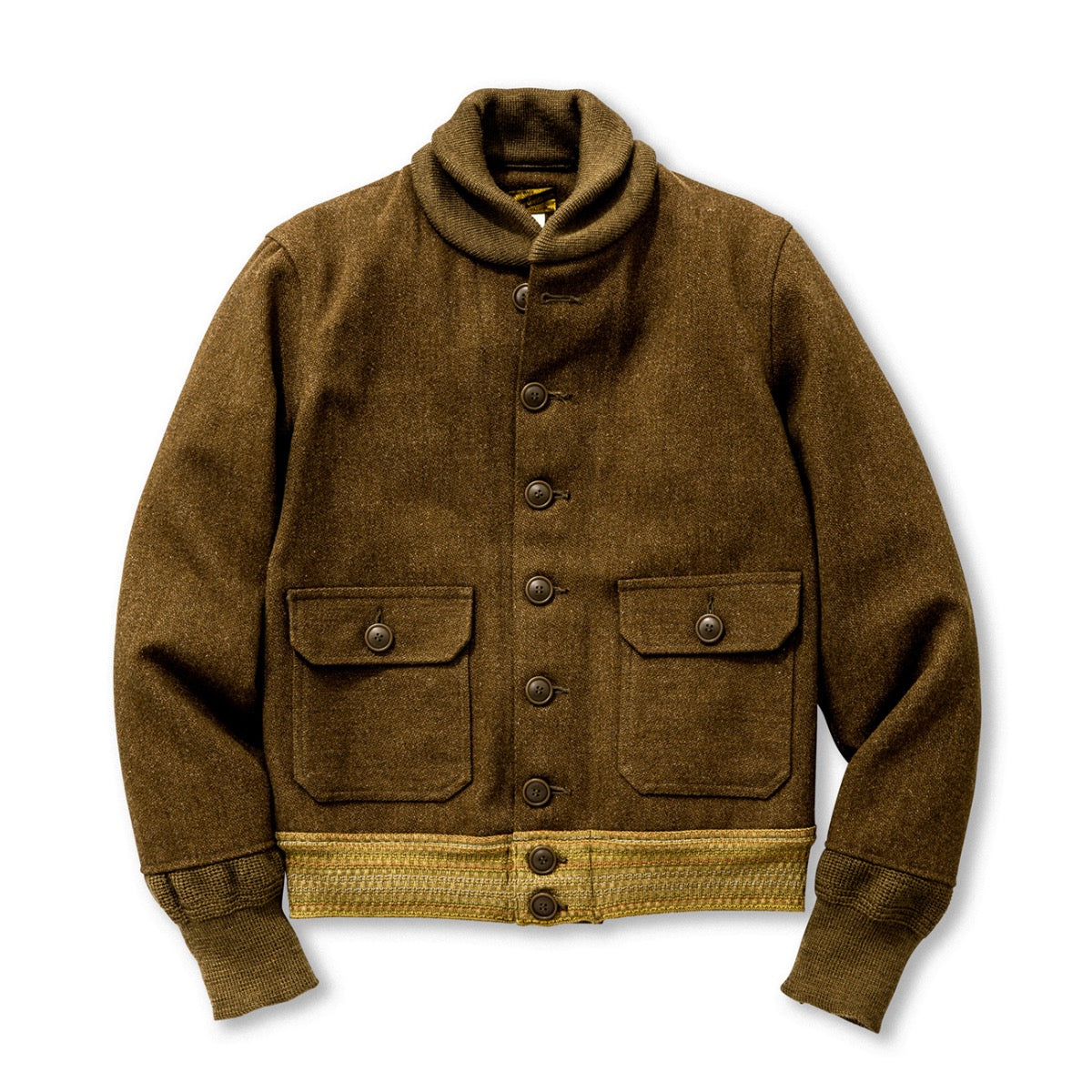 CCC Jacket (Olive Green)