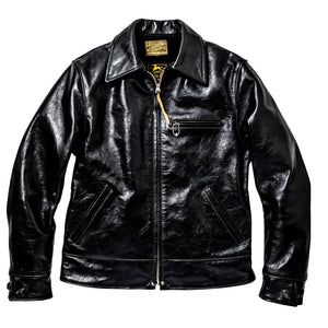 MJ19115 30's Leather Sports Jacket / Nelson