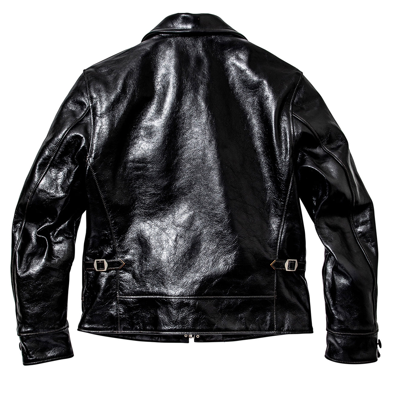 30's Leather Sports Jacket / Nelson