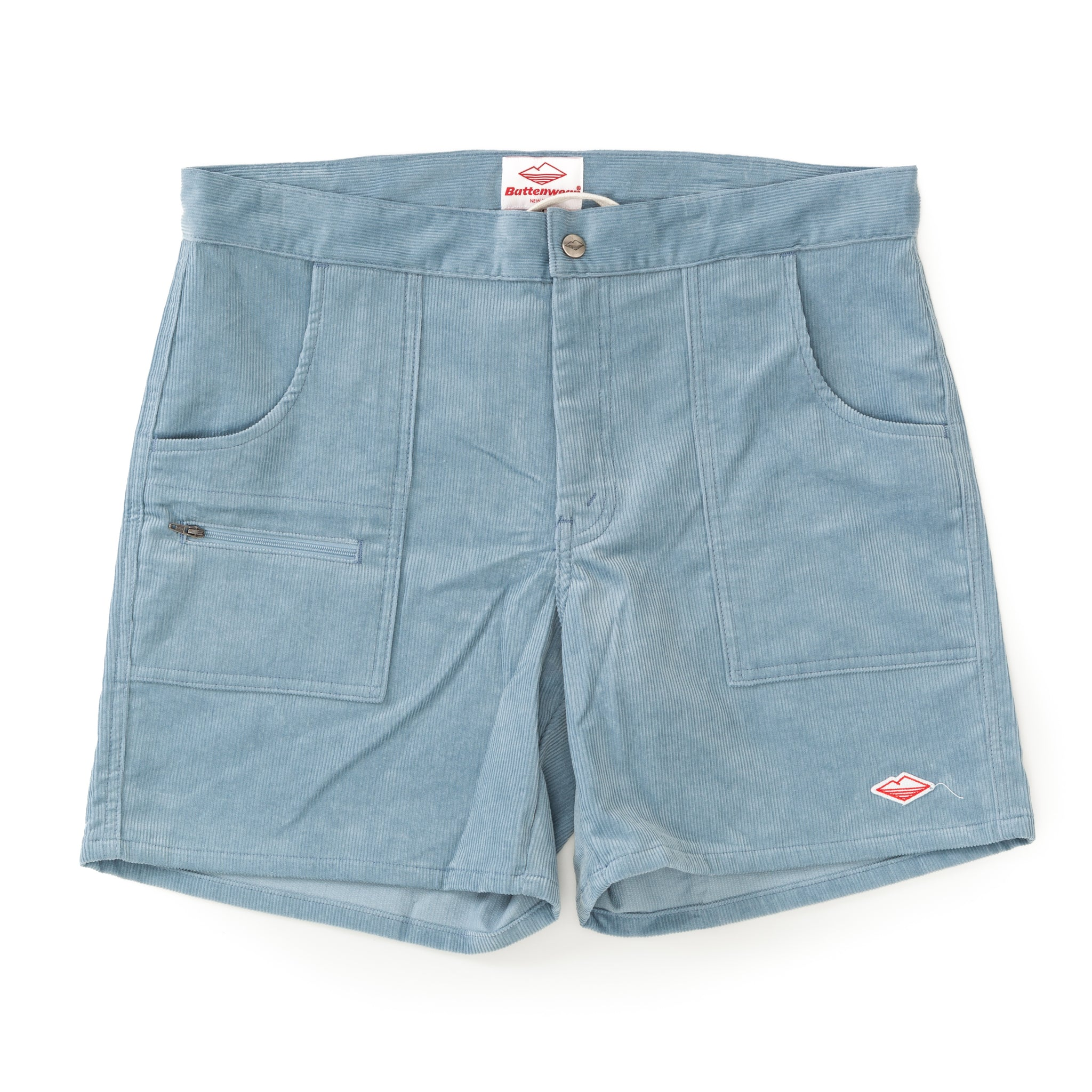 Battenwear Local Short Light Blue