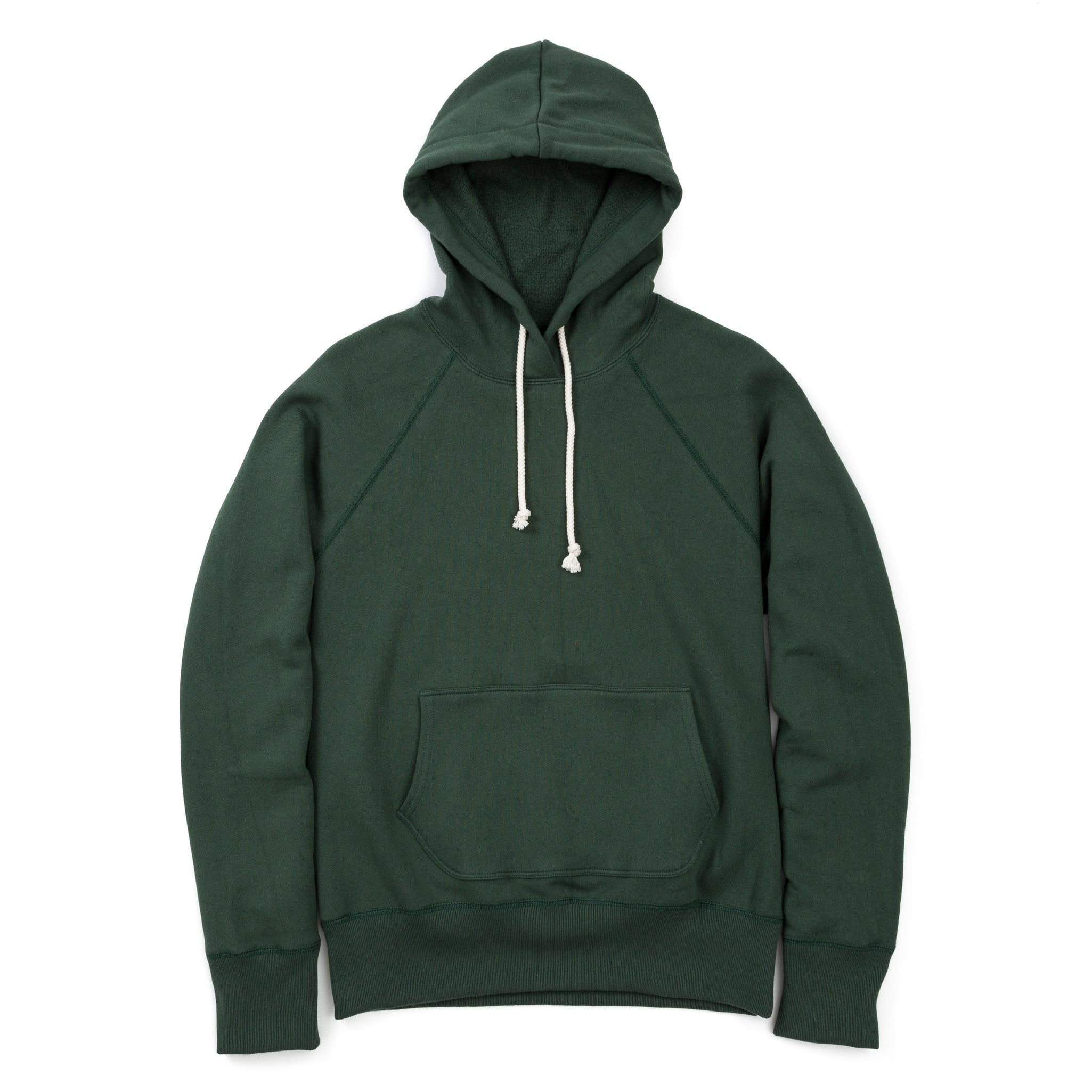 VAT DYE HOODED SWEATSHIRT