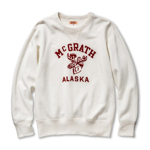 Loopwheel Sweatshirt / McGrath