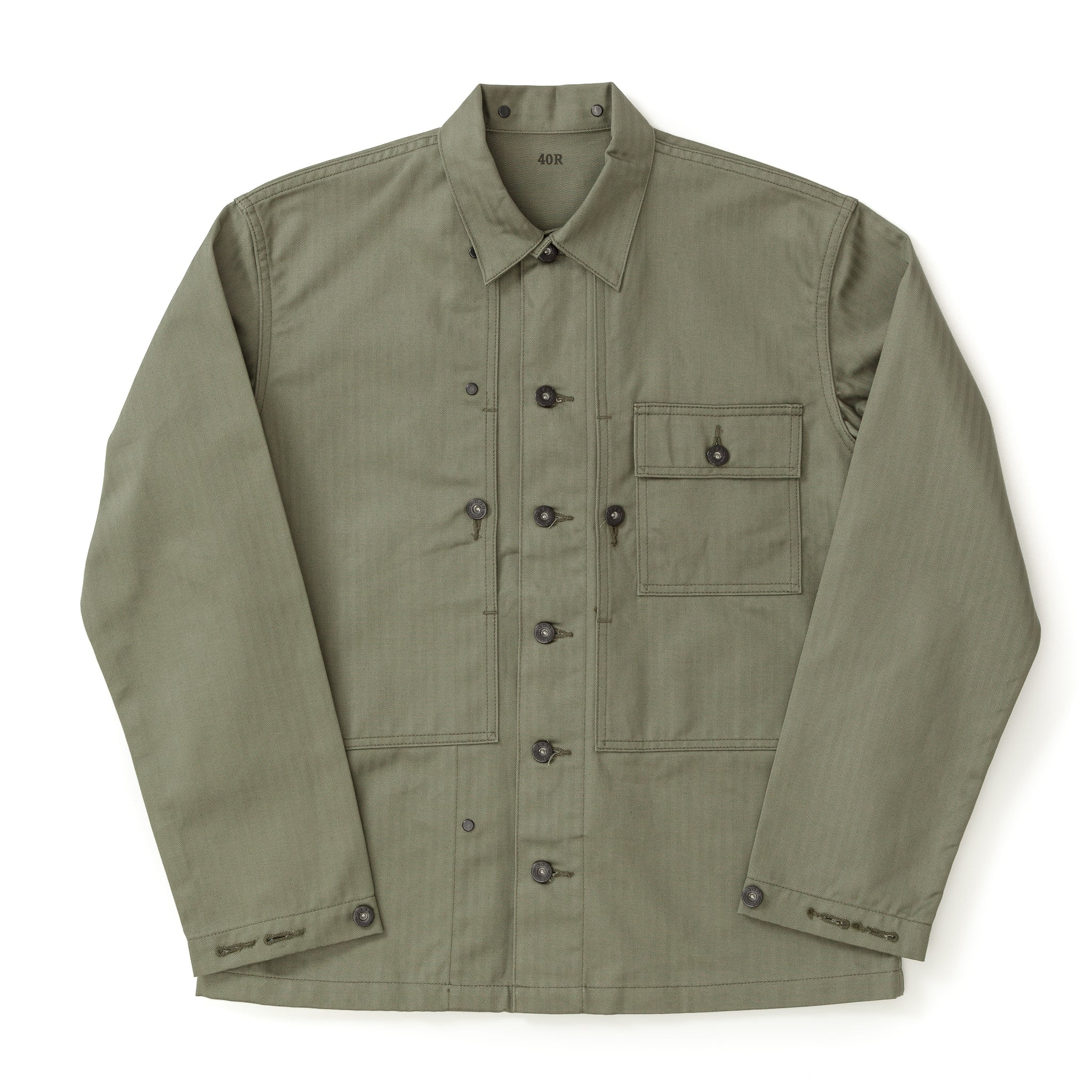 P-44 Utility Jacket (Modified)