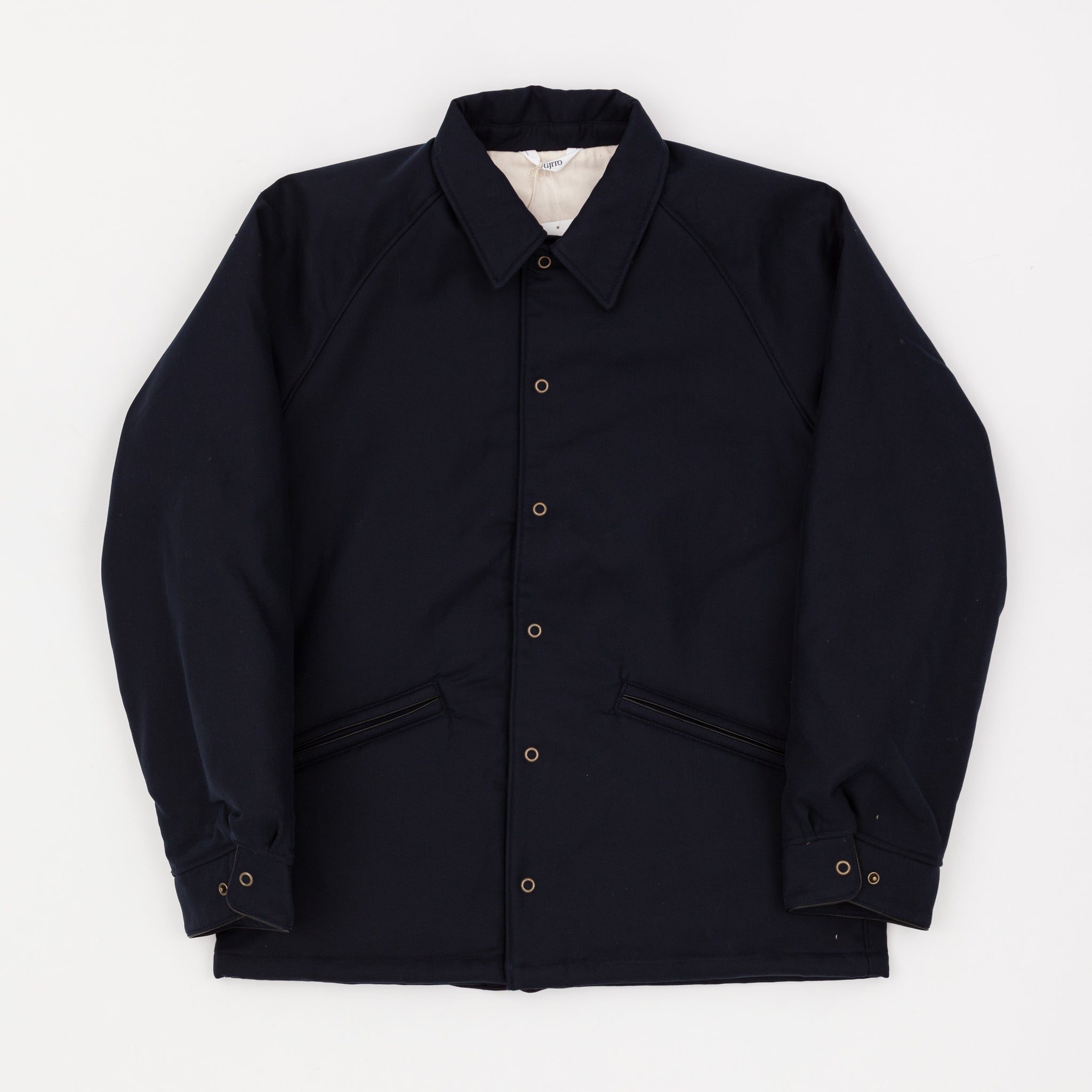 Twill Coach Jacket