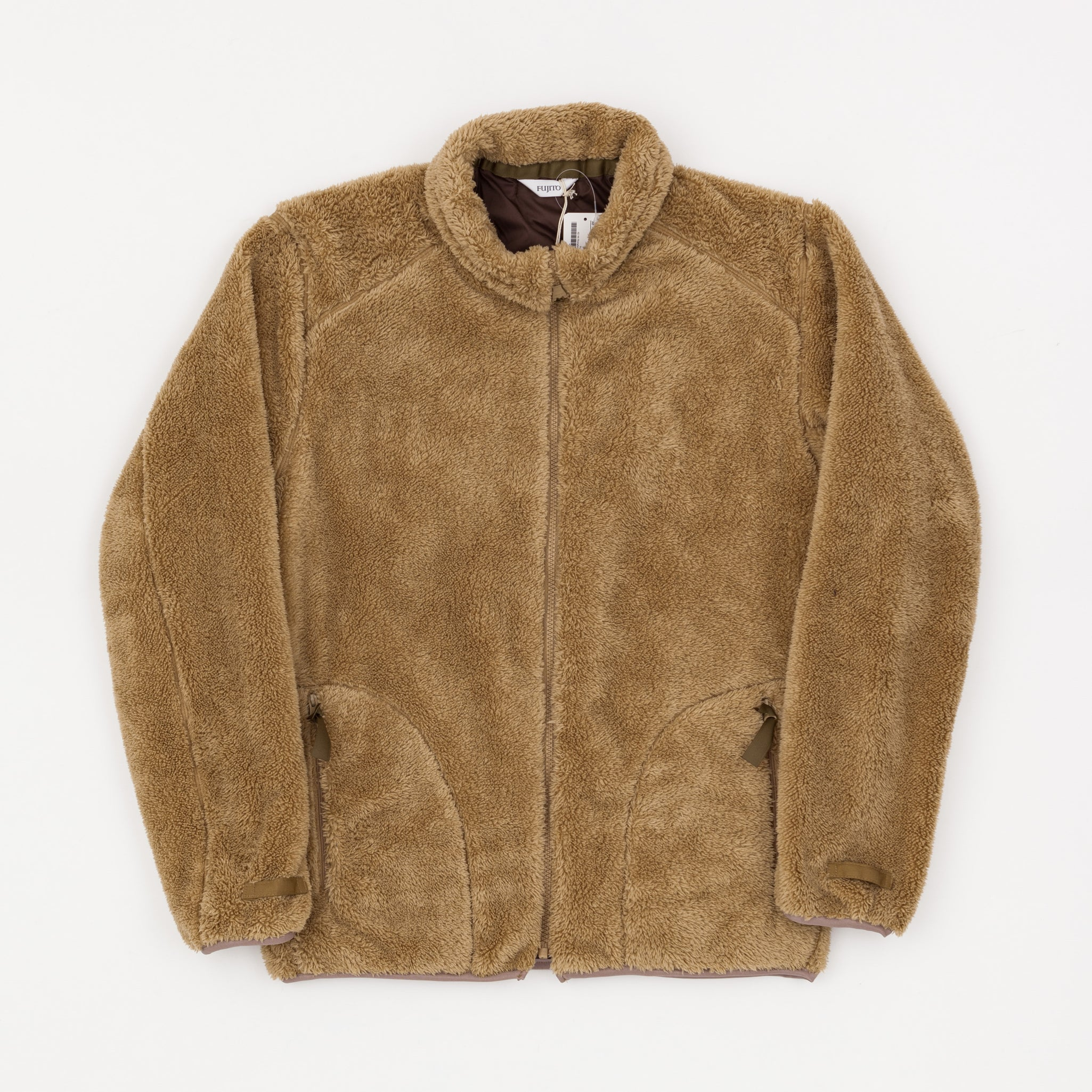 Fleece Blouson
