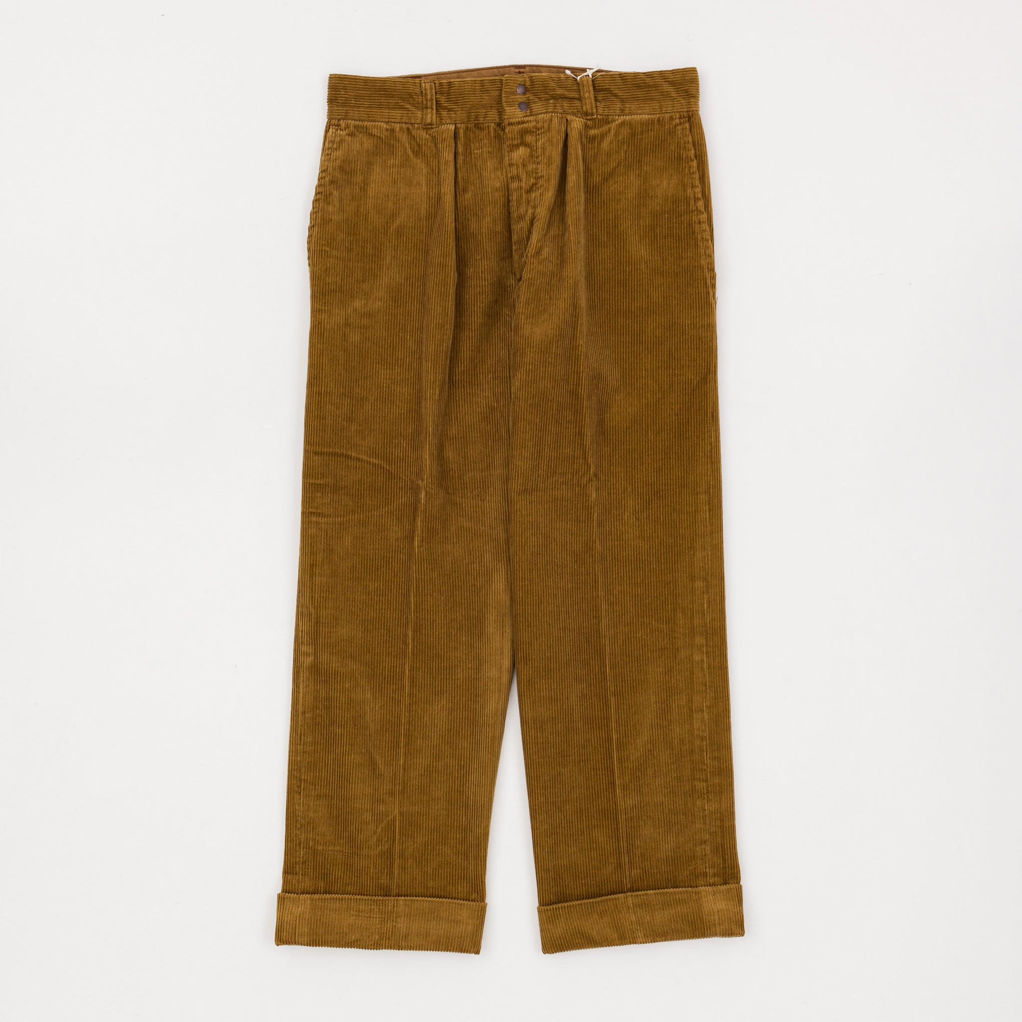 Corduroy Wide Slacks
