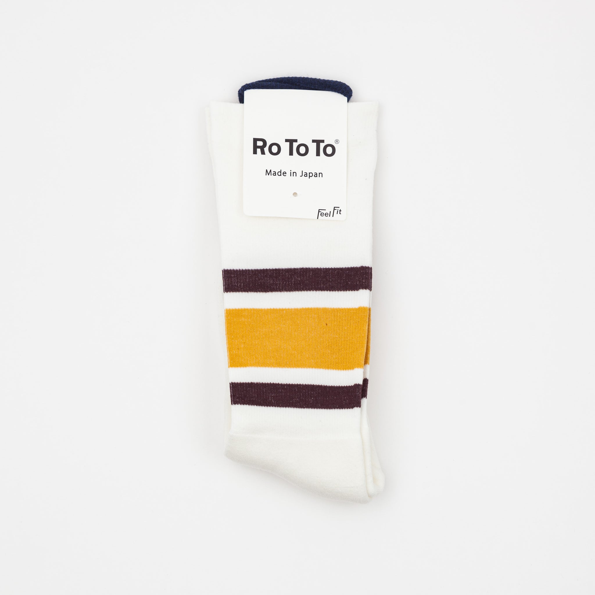 "Daily Compression Socks ""Old School Stripe"""
