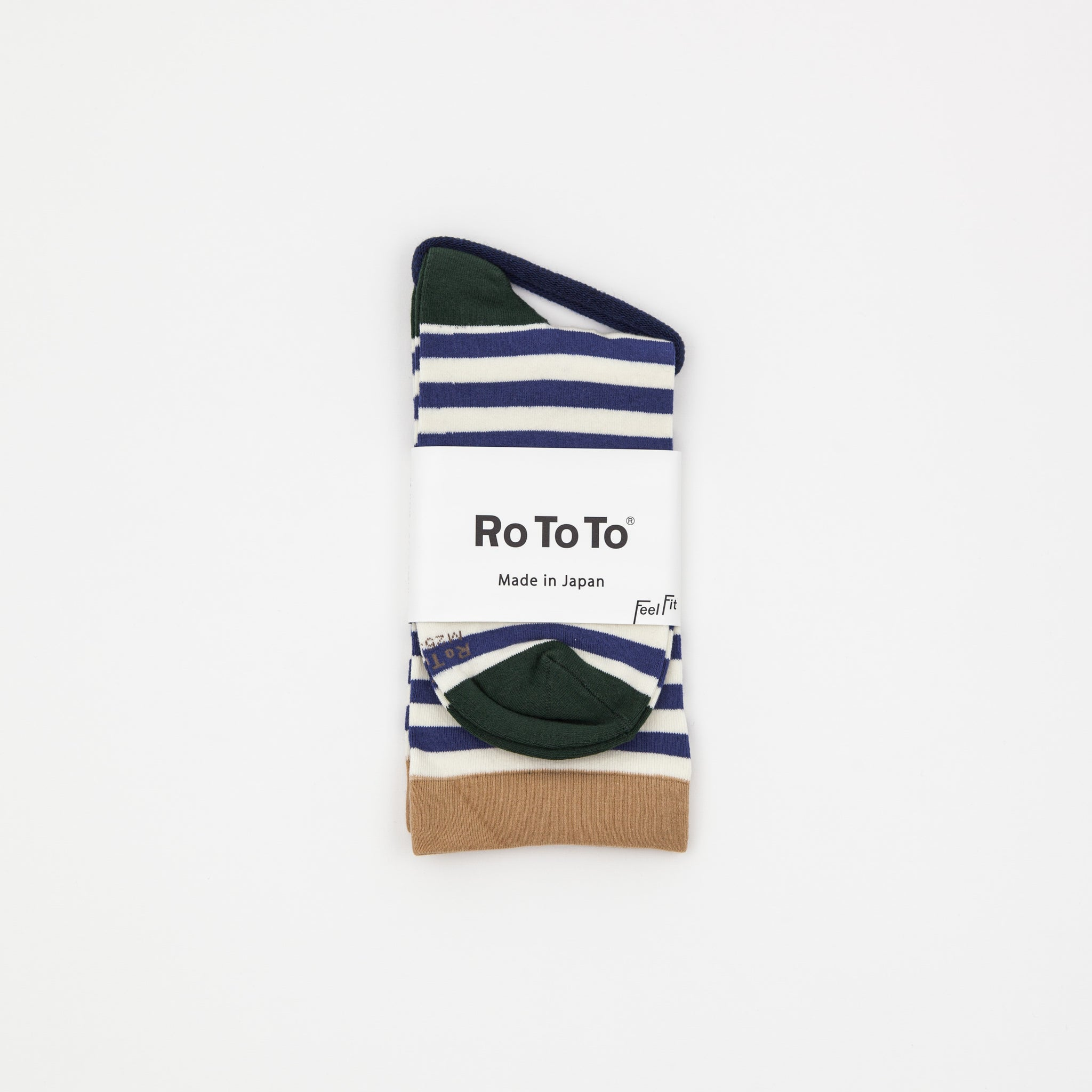 Striped Mocchily Socks