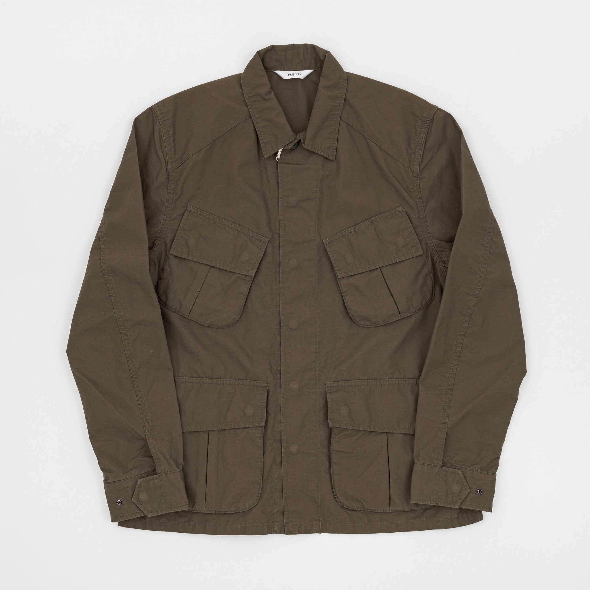 Jungle Fatigue Jacket