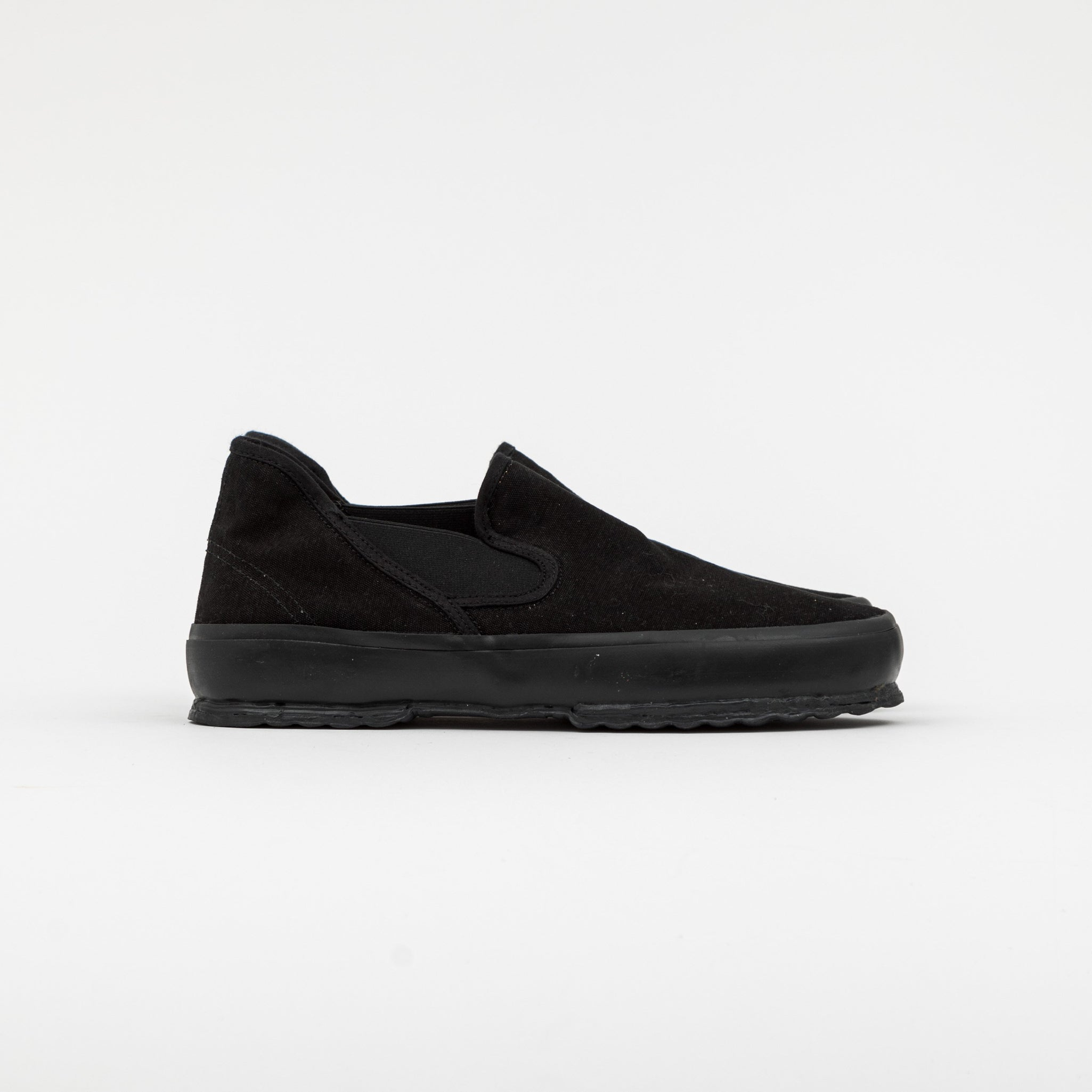 Vulcanizer Slip-on (Black)