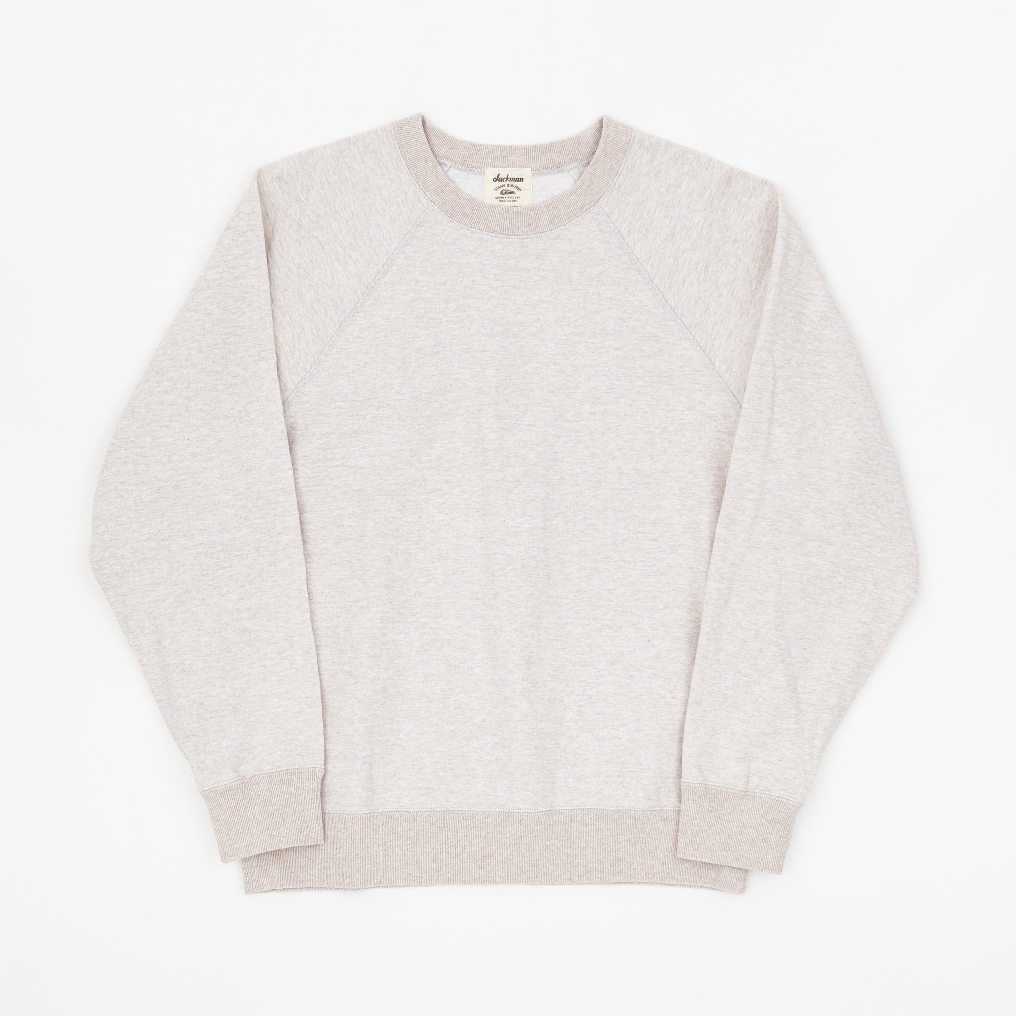 HIGH-DENSITY CREWNECK