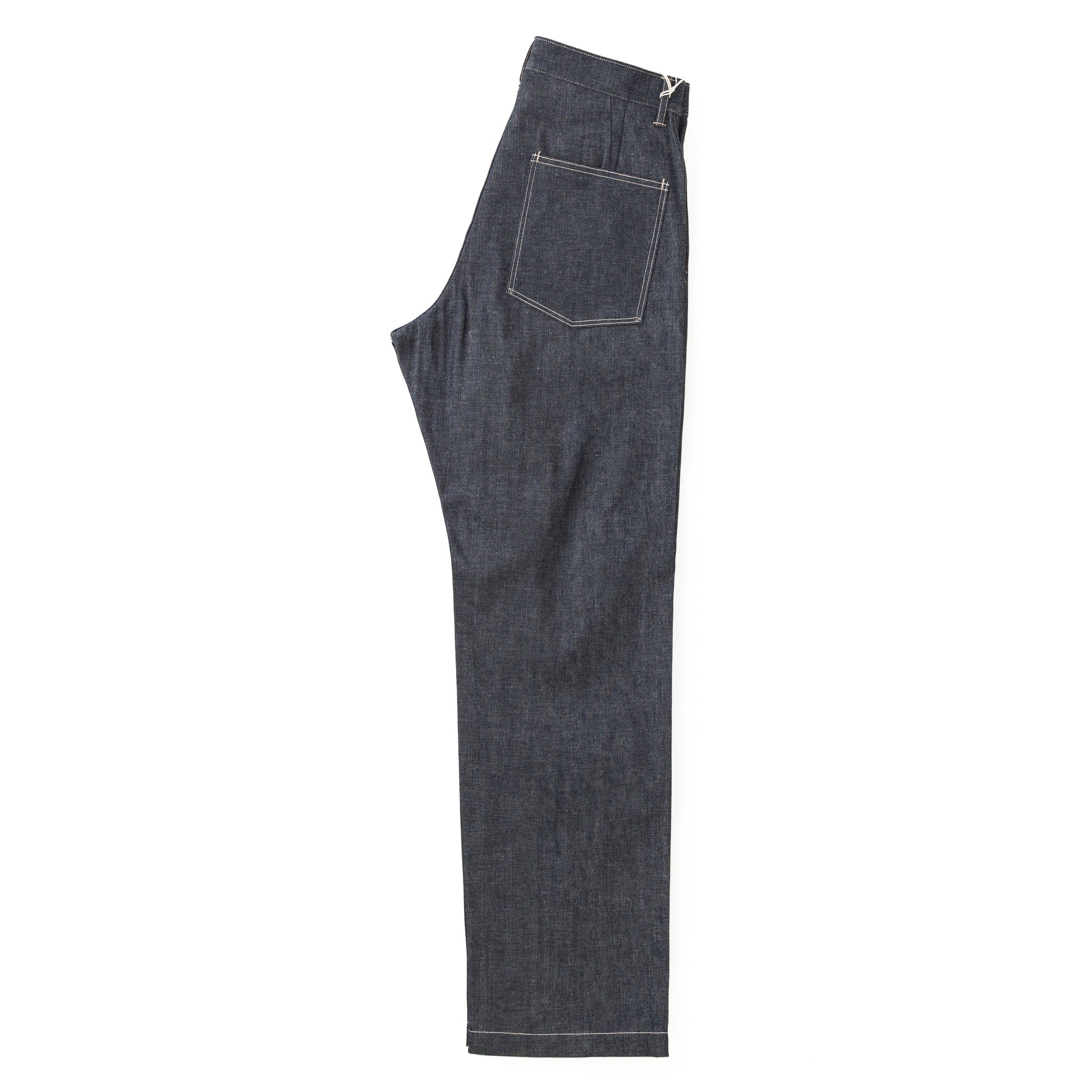 Mil.Denim Trousers
