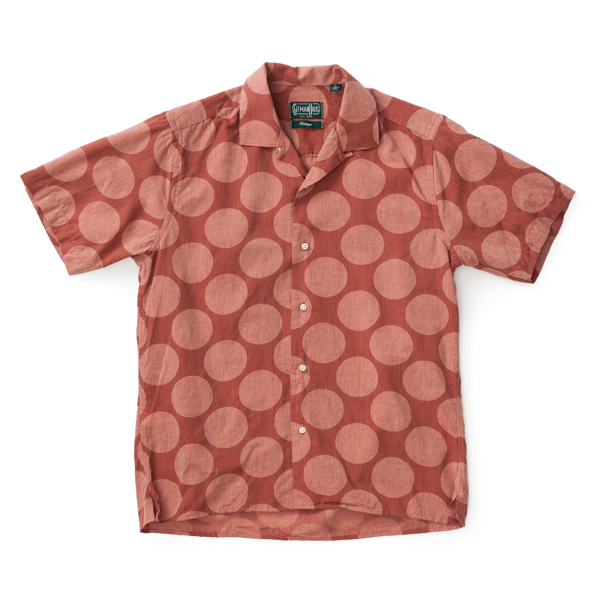 Dot Camp Shirt