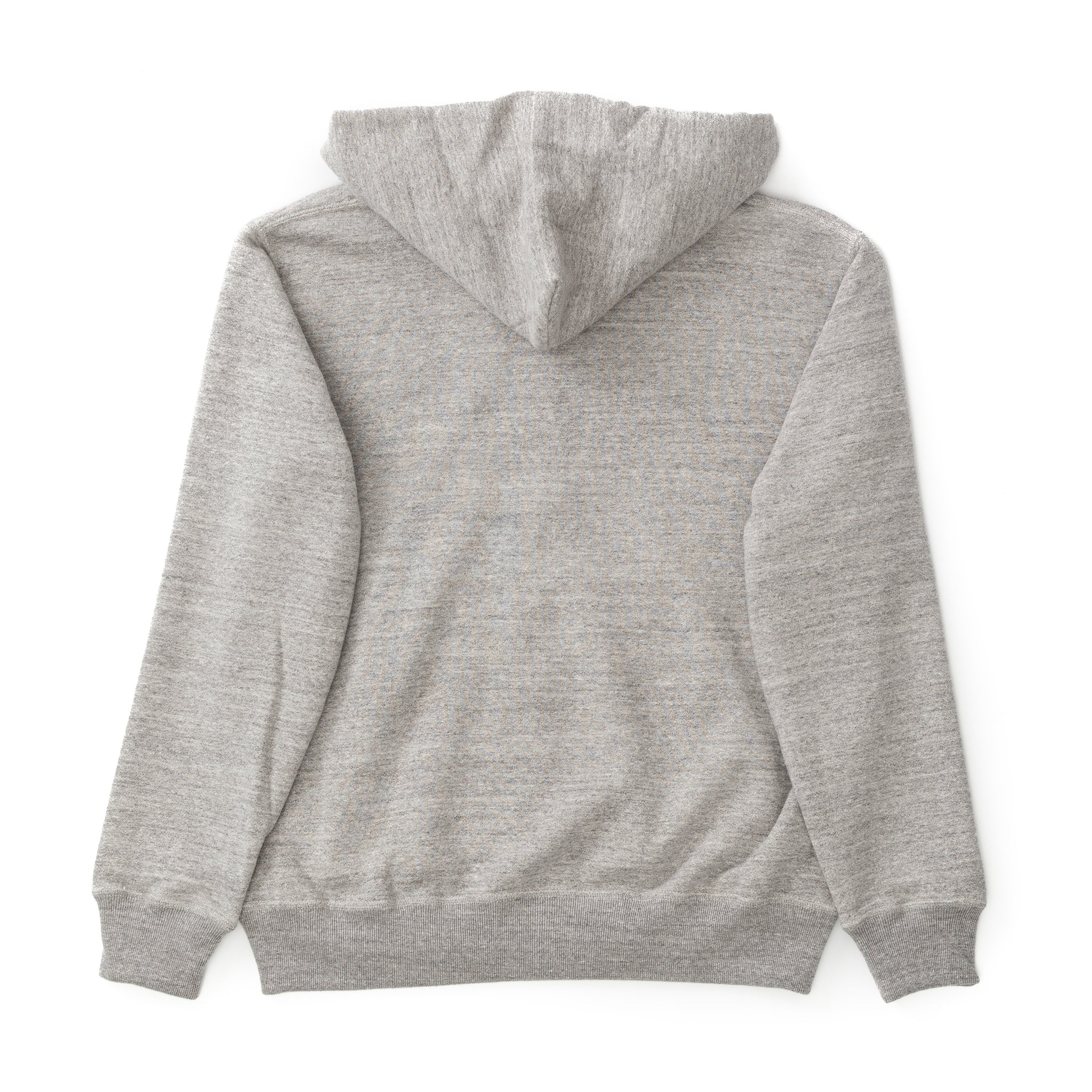 Loopback Zip-Up Hooded Sweatshirt