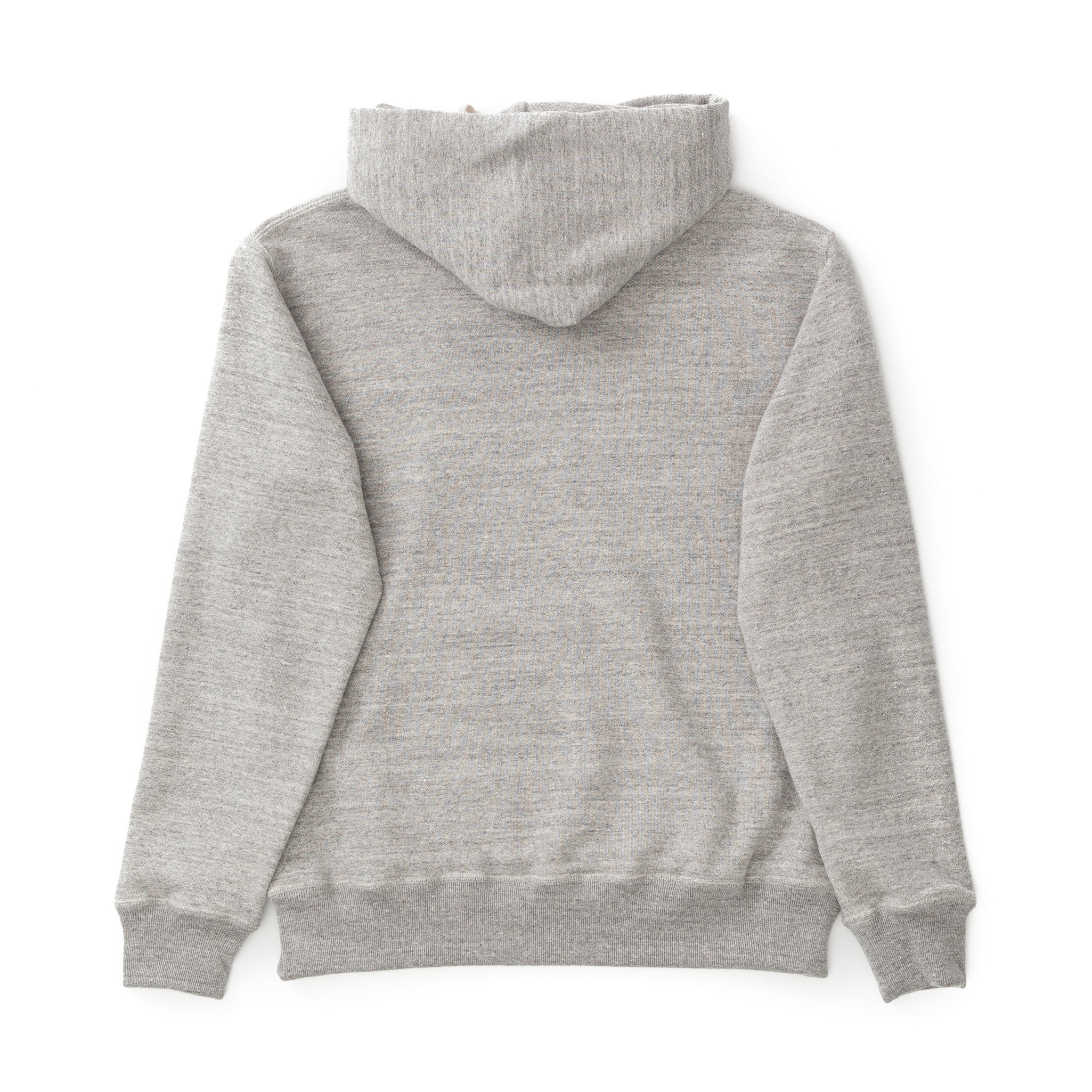 Loopback Hooded Pullover