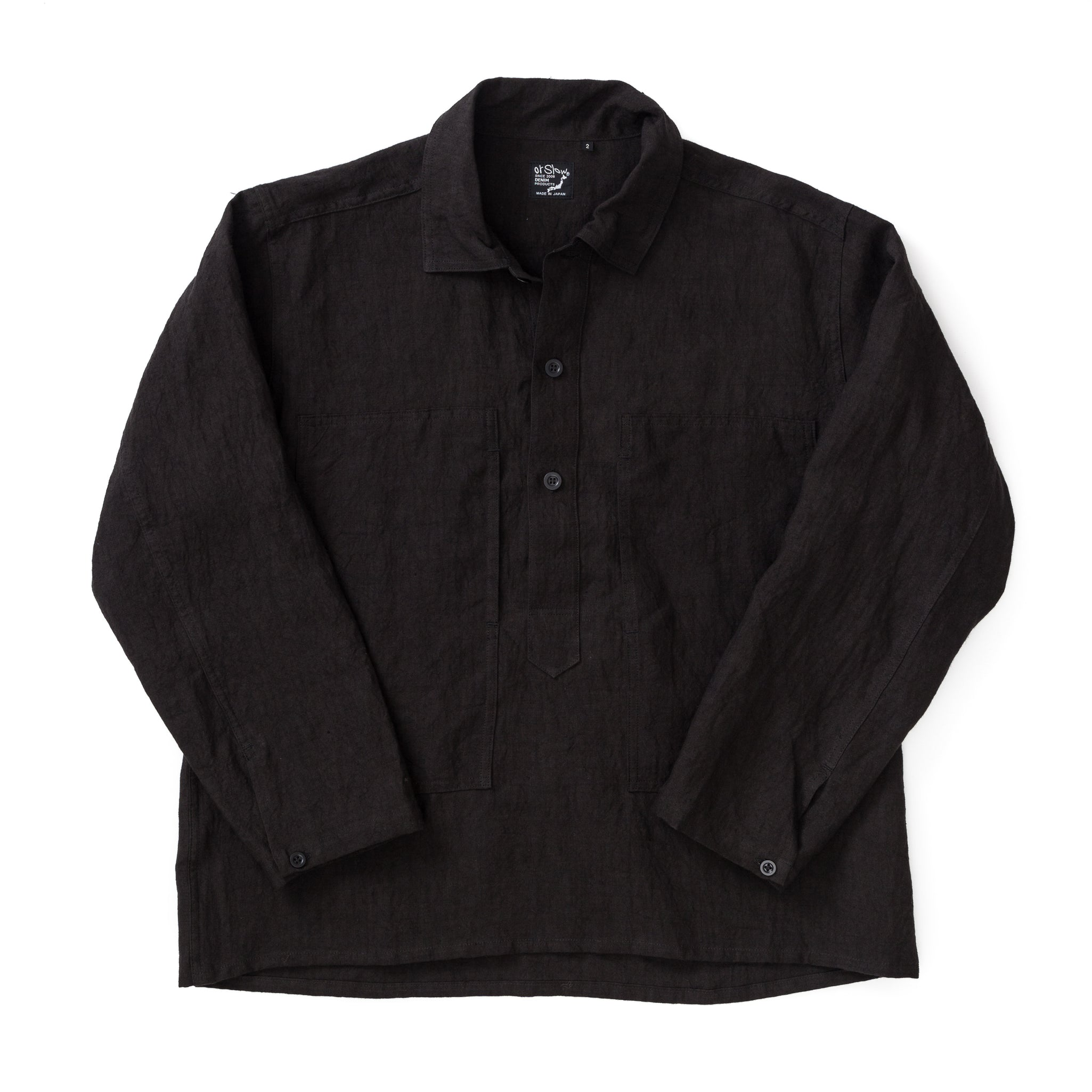 PW Pullover Shirt Jacket