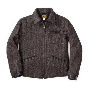 Wool Raschel Sports Jacket
