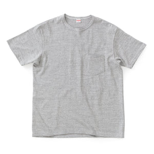 Rayon/Cotton Pocket Tee
